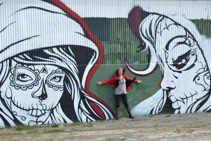 Graffiti Art by Jakob - Rotorua, NZ
