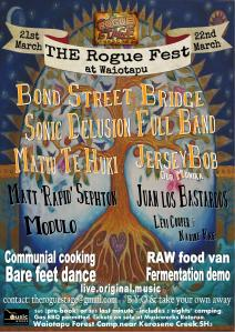 THE Rogue Fest March 2014