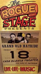 Grand Ole Hayride - Casa Blanca Theater Rotorua