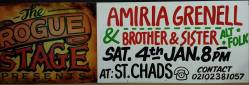 Amiria Grenell and Brother&Sister - St Chad's Hall Rotorua