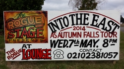 Into the East - Rogue Lounge Rotorua