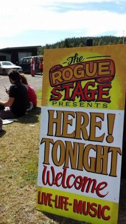 The Rogue Fest - Waiotapu, Rotorua