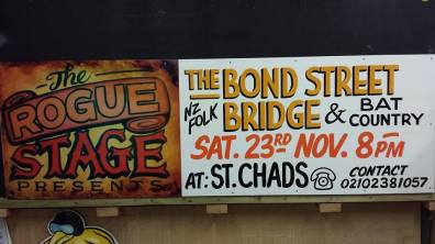 Bond St Bridge - St Chad's Hall Rotorua