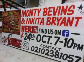 Monty Bevins and Nikiita Bryant